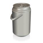 Picnic Time Silver Mega Can Cooler, 5 Gallon