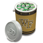 Picnic Time Wake Forest University Demon Deacons Mega Can NCAA Insulated Cooler, 5 Gallon