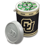 Picnic Time University of Colorado Buffaloes Mega Can NCAA Insulated Cooler, 5 Gallon