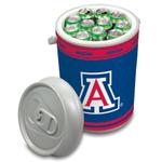 Picnic Time University of Arizona Wildcats Mega Can NCAA Insulated Cooler, Picnic Time University of Arizona Wildcats Mega Can NCAA Insulated Cooler, 5 Gallon