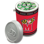 Picnic Time University of Maryland Terrapins Mega Can NCAA Insulated Cooler, 5 Gallon