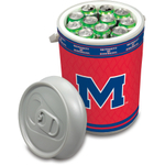 Picnic Time University of Mississippi Rebels Mega Can NCAA Insulated Cooler, 5 Gallon