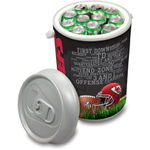 Picnic Time Kansas City Chiefs Mega Can NFL Insulated Cooler, 5 Gallon
