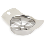 Rosle Stainless Steel 8 Slice Apple and Pear Cutter