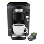 Cuisinart Black Compact Single Serve Brewing System