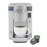 Cuisinart White Compact Single Serve Brewing System