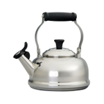 Le Creuset Stainless Steel Whistling Kettle, 1.6 Quart