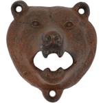 Homart Cast Iron Bear Bottle Opener