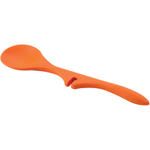 Rachael Ray Tools Orange Lazy Solid Spoon