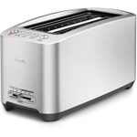 Breville Die-Cast 4 Slice Long Slot Smart Toaster