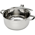 Ecolution Pure Intentions Dutch Oven With Lid, 5 Quart
