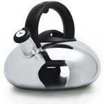 Primula Catalina Stainless Steel Whistling Tea Kettle, 3 Quart