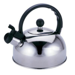 Primula Liberty Stainless Steel Whistling Tea Kettle, 2.5 Quart