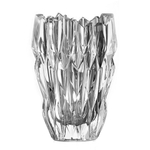 Nachtmann Crystal Quartz Vase, 6 Inch