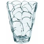 Nachtmann Petals Oval Crystal Vase