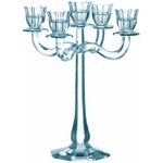 Nachtmann Ravello 5 Arm Leaded Crystal Candle Holder