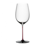 Riedel Sommeliers R-Black Series Leaded Crystal Bordeaux Grand Cru Wine Glass