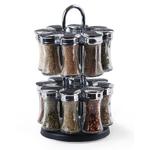 Orii Gourmet Flared Twin Tier 16 Jar Spice Rack