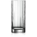 Luigi Bormioli Bach Crystal 16.25 Ounce Tumbler Glass, Set of 4