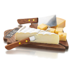 Boska Holland Taste Collection 6 Piece Cheese Dessert Knife Set