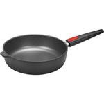 Woll Nowo Titanium Saute Pan with Lid and Detachable Handle, 3.7 Quart