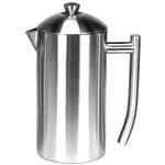 Frieling Brushed Stainless Steel French Press Coffeemaker, 17 Ounce