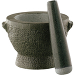 Frieling Cilio Goliath Granite Mortar and Pestle