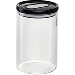 Artland Press & Seal Medium Borosilicate Glass Canister