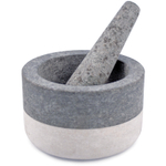 Swissmar Granite and Marble Cilantro Mortar and Pestle