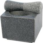 Swissmar Wasabi Gray Granite Mortar and Pestle