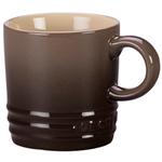 Le Creuset Truffle Stoneware 3.5 Ounce Petite Espresso Mug
