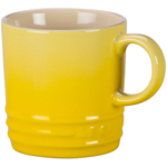 Le Creuset Soleil Stoneware 3.5 Ounce Petite Espresso Mug
