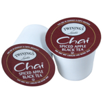 Twinings Spiced Apple Chai Black Tea Keurig K-Cups, 12 Count
