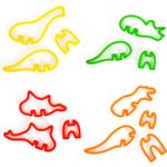Suck UK Assorted 3D Plastic Dinosaur Cookie Cutters