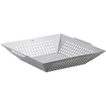 Rosle Stainless Steel Square Grill Basket