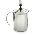 Norpro 18/10 Stainless Steel Deluxe Cappuccino Froth Master Pitcher