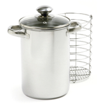 Norpro Stainless Steel Asparagus Steamer