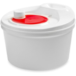 Norpro Red Self-Draining Salad Spinner