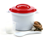 Norpro Microwave Rice Cooker, 4 Cup