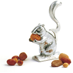 Norpro Davy Crack It Aluminum Squirrel Nutcracker