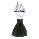 Norpro Plastic Wine Aerator and Pourer with Stand