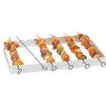 Foxrun Metal Shish Kabob, Set of 6