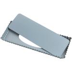 Foxrun Preferred Heavy Gauge Steel Non-Stick Removable Bottom Rectangular Tart and Quiche Pan