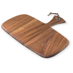 Foxrun Ironwood Gourmet Acacia Wood Rectangle Paddleboard