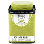 The Tea Spot Boulder Blues Loose Leaf Green Tea