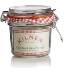 Kilner Glass Round Clip Top Jar, 12 Ounce