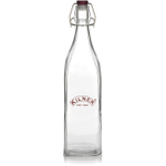 Kilner Glass Clip Top Preserver Bottle, 34 Ounce