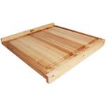 John Boos Maple Kneading and Cutting Board, 23.75 x 17.25 Inch