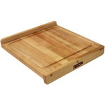 John Boos Maple Kneading and Cutting Board, 17.75 x 17.25 Inch