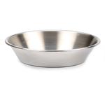 RSVP Endurance Stainless Steel Mini Pie Pan, 6 Inch